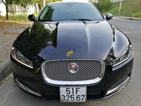 Cần bán gấp Jaguar XF Premium Luxury 2.0 sản xuất năm 2015, màu đen, xe nhập