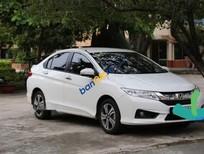 Cần bán Honda City AT sản xuất 2014, màu trắng, xe nhập, giá tốt