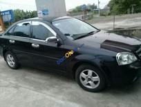 Cần bán xe Daewoo Lacetti SE năm 2010, màu đen