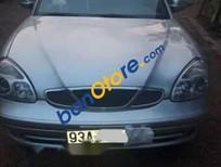 Bán ô tô Daewoo Nubira sản xuất 2001, màu bạc, giá tốt