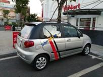 Cần bán gấp Daewoo Matiz SE năm sản xuất 2007, màu bạc