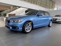 Bán xe BMW 1 Series 118i sản xuất 2019, màu xanh lam, nhập khẩu
