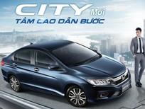Cần bán Honda City năm 2019, màu xanh lam, xe nhập, giá 599tr