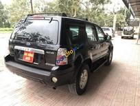 Bán Ford Escape sản xuất 2004, màu đen