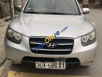 Chính chủ bán Hyundai Santa Fe sản xuất năm 2007, màu bạc, nhập khẩu nguyên chiếc