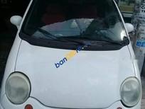 Bán Daewoo Matiz MT sản xuất 2008, màu trắng