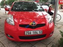 Cần bán Toyota Yaris AT sản xuất năm 2011, màu đỏ, nhập khẩu số tự động
