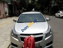 Bán Chevrolet Cruze LS 1.6MT sản xuất năm 2012, màu bạc, nhập khẩu nguyên chiếc