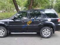Cần bán xe Ford Escape XLS sản xuất năm 2009, màu đen, giá 395tr