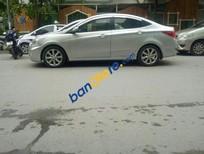 Cần bán xe Hyundai Accent sản xuất năm 2014, màu bạc, nhập khẩu nguyên chiếc
