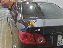 Bán ô tô Toyota Corolla altis sản xuất năm 2004, màu đen xe gia đình, 278tr