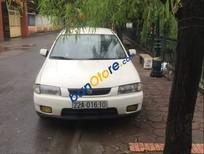 Cần bán lại xe Mazda 323 sản xuất 2000, màu trắng, giá tốt