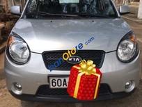 Bán ô tô Kia Morning SLX 1.0AT năm sản xuất 2010, màu bạc, nhập khẩu, 258tr