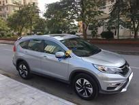 Bán ô tô Honda CR V 2.4AT sản xuất 2017, màu bạc