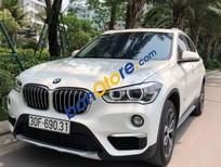 Bán ô tô BMW X1 1.5 AT năm sản xuất 2018, màu trắng như mới