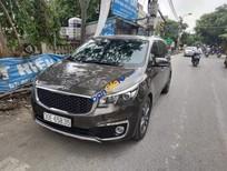Bán ô tô Kia Sedona năm sản xuất 2016, màu nâu, giá tốt
