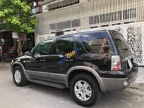 Bán ô tô Ford Escape năm 2005, màu đen xe gia đình, 180 triệu