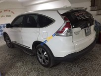 Bán xe Honda CR V sản xuất năm 2014, màu trắng, nhập khẩu còn mới, 750 triệu