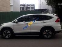 Xe Honda CR V 2.4 năm 2016, màu trắng còn mới, 915 triệu