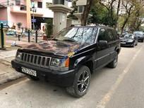 Bán ô tô Jeep Cherokee 5.7 MT AWD năm 1994, màu đen, nhập khẩu, giá chỉ 78 triệu