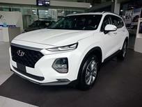 Cần bán Hyundai Santa Fe sản xuất năm 2019, màu trắng, giá 995tr