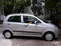 Cần bán Chevrolet Spark LT sản xuất năm 2009, màu bạc xe gia đình, giá chỉ 145 triệu
