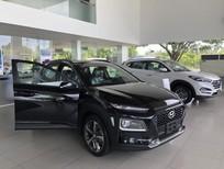 Cần bán xe Hyundai Kona 2019, màu đen, nhập khẩu CKD 3 cục, giá rẻ chỉ 636 triệu