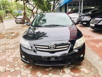 Toyota Corolla altis 1.8G -Xe SX 2010, ĐK 2010, tên cá nhân chính chủ