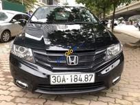 Cần bán lại xe Honda City năm 2014, màu đen, xe chạy đúng 7 vạn