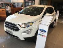 Bán Ford EcoSport Titanium năm sản xuất 2019, màu trắng, giá tốt