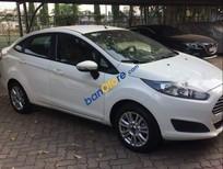 Cần bán xe Ford Fiesta năm sản xuất 2015, màu trắng, giá chỉ 420 triệu