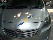 Bán xe Toyota Vios E sản xuất 2013, màu bạc, giá 345tr