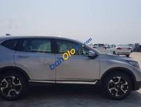 Cần bán Honda CR V sản xuất năm 2019, màu bạc, xe nhập