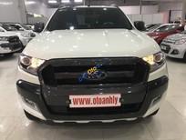 Bán Ford Ranger sản xuất năm 2016, màu trắng, nhập khẩu nguyên chiếc như mới, 795tr