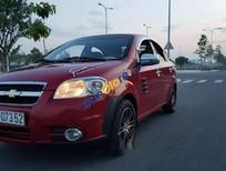 Bán Chevrolet Aveo năm sản xuất 2012, màu đỏ, giá 229tr