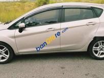 Cần bán Ford Fiesta năm 2011, màu bạc chính chủ, giá chỉ 325 triệu