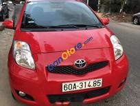 Bán Toyota Yaris sản xuất 2011, màu đỏ, nhập khẩu