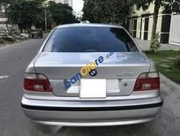 Xe BMW 5 Series 525i sản xuất năm 2003, màu bạc, nhập khẩu nguyên chiếc, giá chỉ 178 triệu