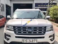 Cần bán xe Ford Explorer 2.3L limited năm sản xuất 2016, màu trắng, nhập khẩu