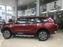 Cần bán Ford Everest Titanium 2.0L 4x4 AT năm sản xuất 2019, màu đỏ, nhập khẩu nguyên chiếc