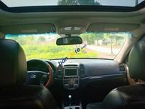 Cần bán Hyundai Santa Fe SLX sản xuất năm 2009, màu bạc, nhập khẩu, giá chỉ 636 triệu