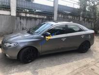 Bán gấp Kia Forte sản xuất năm 2013, màu xám, giá tốt