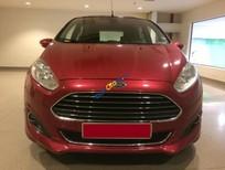Bán xe Ford Fiesta 1.0L Ecoboost sản xuất năm 2014, màu đỏ