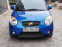 Bán Kia Morning SLX sản xuất năm 2009, màu xanh lam, xe nhập chính chủ
