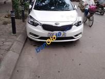 Cần bán lại xe Kia K3 2.0 AT đời 2014, màu trắng