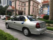 Cần bán Daewoo Nubira đời 2003, màu bạc, xe đẹp nguyên bản