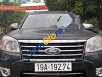 Cần bán gấp Ford Everest 2009, màu đen, nhập khẩu
