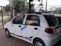 Cần bán xe Daewoo Matiz đời 2003, màu trắng, máy chạy êm ru