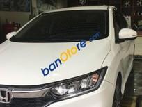 Cần bán Honda City AT năm 2017, màu trắng