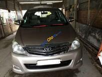 Bán xe Toyota Innova sản xuất năm 2008 xe gia đình, giá chỉ 350 triệu